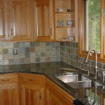 ceramic tile kitchen
