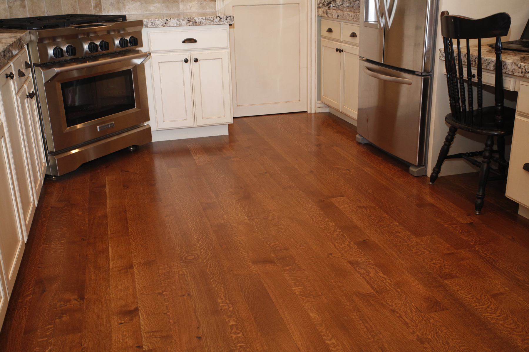 Wood Floors For Kitchens Gallery